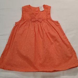 H&M polkadot dress